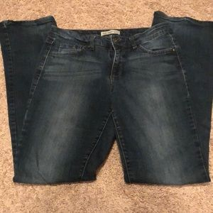 Vintage America Blues Boot Cut Jeans Size 6R/28